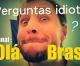 """Francês faz vídeos com """"micos"""" no Brasil"""
