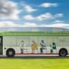 Inglaterra tem primeiro ônibus movido a dejetos humanos