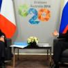 Poutine deixa G20 sob avalanche de criticas