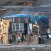 Comunidade alternativa em ocupação de barragem
