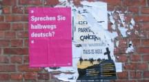 Projeto obriga imigrante a falar alemao em casa