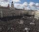 Podemos reúne multidão em Madri