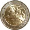 Lituânia festeja euro