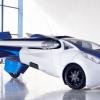 Carro que voa é apresentado no Salão de Mônaco